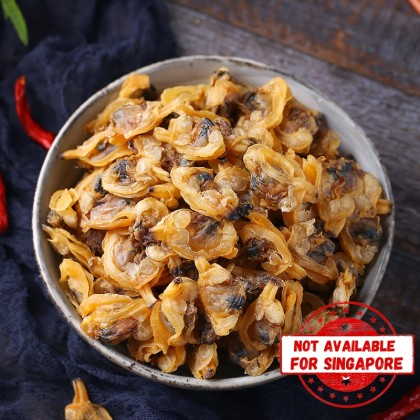 Dried Clams 花蛤干 【150g/pack】