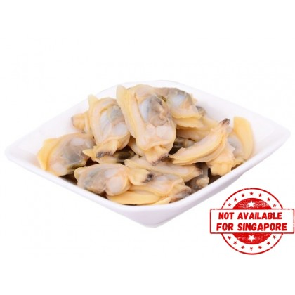 Cooked Clams Meat 花蛤肉 (熟) 【250g/pack】